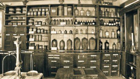 Arredare una farmacia
