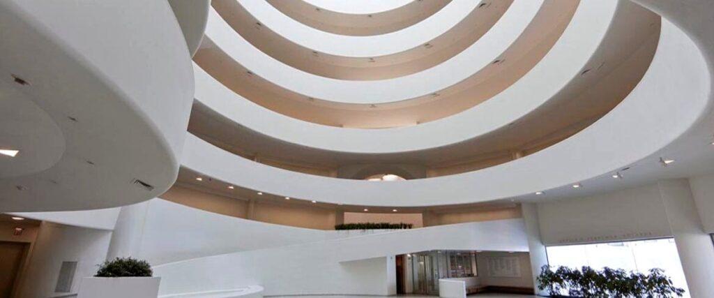 Plauso ai 60 anni del Museo Guggenheim di Wright